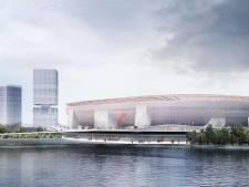 'Feyenoord haalt Ajax niet in met nieuw stadion'