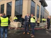 Kolff: 'Brandweer groots en kordaat bij brand Peute'