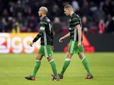 Klassieker-verlies bezorgt Feyenoord historisch slechte tussenbalans