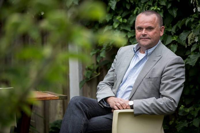 Wethouder Wilbert Seuren.