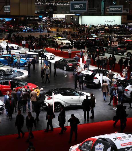 Autoshow Genève staat op losse schroeven en Chinese autofabrikant ziet af van onthulling door coronavirus