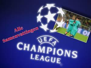 Bekijk hier alle samenvattingen en acties uit de Champions League
