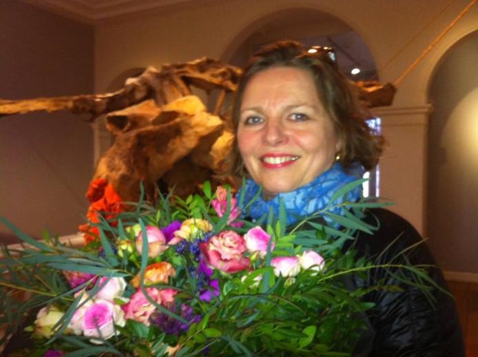 Directeur Nicolette Bartelink, die vrijdag wordt opgevolgd.