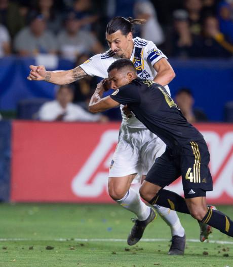 Le Los Angeles Galaxy remporte le derby