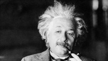 Onderzoekers publiceren 'extreem racistische' pagina's uit dagboeken van Einstein