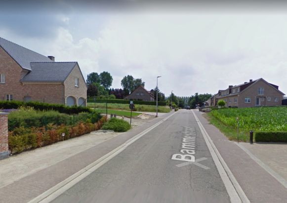 Voetgangster aangereden in Rijkhoven.