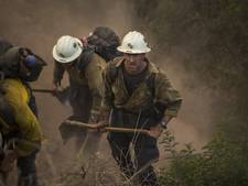 Meer evacuaties door brand Californië; ook Santa Barbara bedreigd