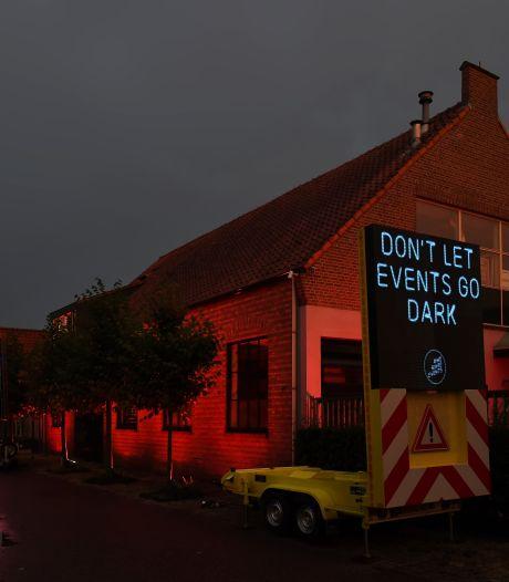Evenementenbranche slaat alarm en kleurt panden rood: 'Er is geen enkel vooruitzicht'
