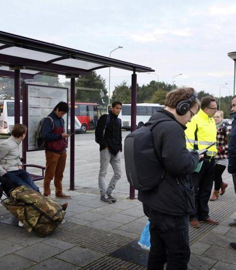 Race in Altena om openbaar vervoer te testen