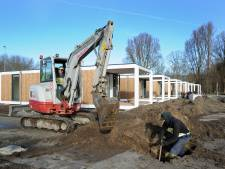Minidorpje ontstaat op voormalig voetbalveld in Renesse