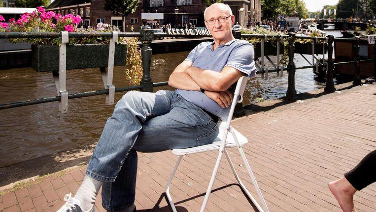 'Je krijgt toch het gevoel dat de gewone Amsterdammer wordt gediscrimineerd' Beeld Harmen De Jong