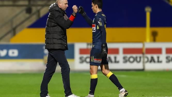 """Doelman Berke Özer en KVC Westerlo gaan voor zes op zes tegen FC Seraing: """"Het kan snel veranderen in deze reeks"""""""