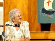 In memoriam: twitterende Dien de Haan (85) streed voor positie van de vrouw in de kerk