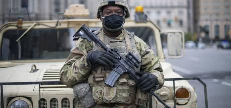 Philadelphie de nouveau sous couvre-feu, la Garde nationale déployée