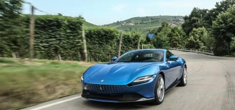 De Ferrari Roma is niets voor angsthazen