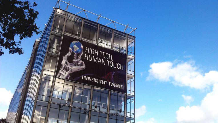 Universiteit Twente Beeld Universiteit Twente