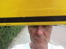 Hilvarenbeek hijst razendsnel  gevaarlijk verkeersbord omhoog: toppie!