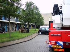 Man sticht brand in eigen huis in Lelystad