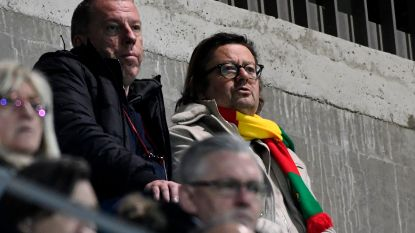 """Camps: """"Misschien is Luc Devroe een laatste baken van hoop voor Anderlecht"""""""