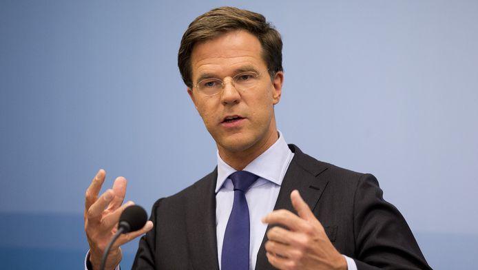 Rutte Voorziet Geen Problemen Voor Kabinet In September