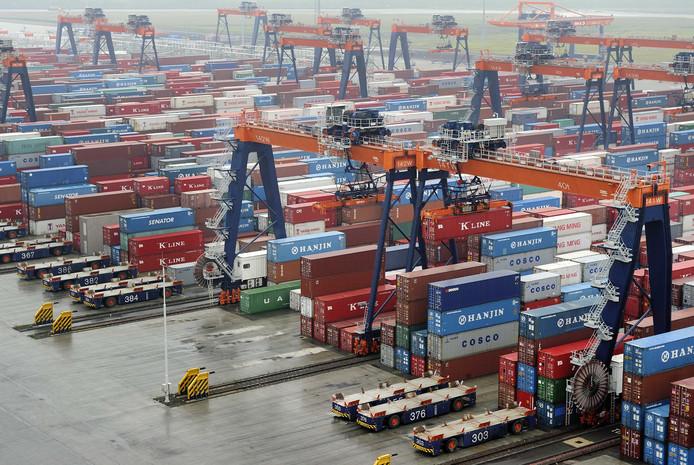De export was de afgelopen jaren een belangrijke aanjager van de economische groei.