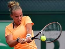 Hogenkamp verrast Jankovic bij debuut op Roland Garros