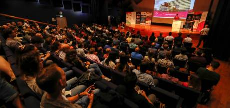 Studenten TU/e trekken 300 belangstellenden naar congres over kunstmatige intelligentie