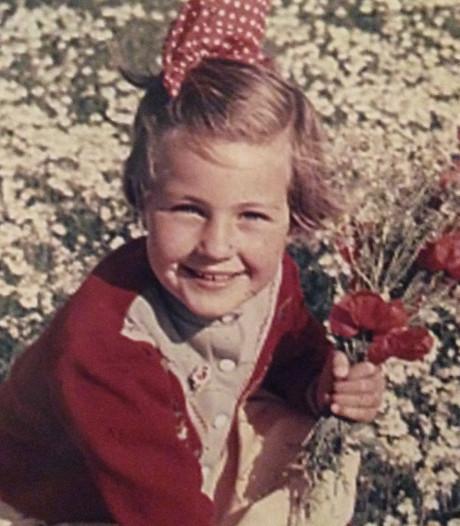 Ina Kloet groeide op in een bloemenwei
