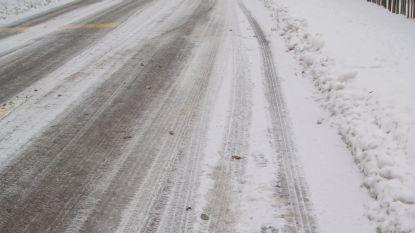 Ilva-vuilniswagens deze ochtend uitgereden ondanks sneeuw