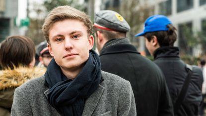 """Vlaams Belanger Filip Brusselmans (21), jongste parlementslid ooit, blijft achter controversiële standpunten staan: """"Niets tegen transgenders, maar het blijft abnormaal"""""""