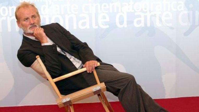 De Amerikaanse acteur Bill Murray in 2003. ANP Beeld