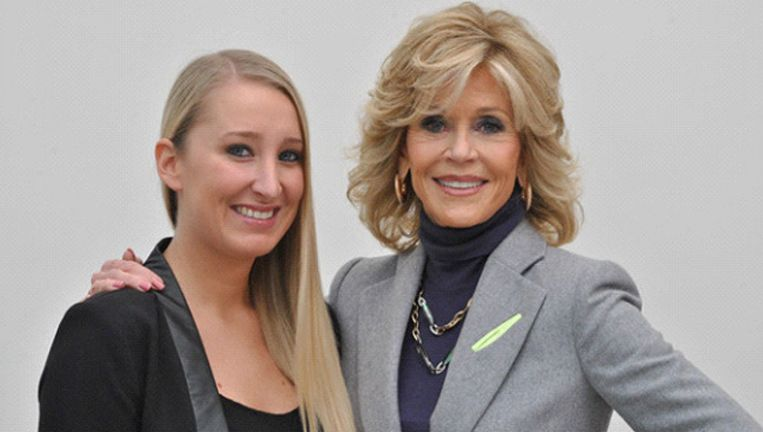Hollywoodlegende Jane Fonda Ik Hang Met Haken En Ogen Aan Elkaar
