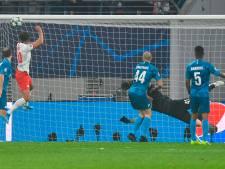 RB Leipzig neemt koppositie over van Zenit