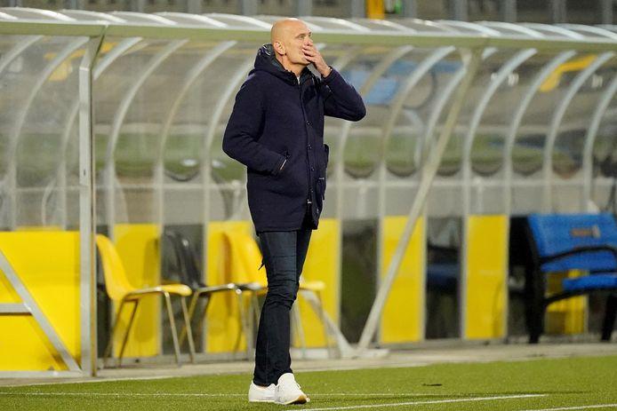 Roda JC-trainer Jurgen Streppel.