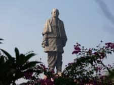 Grootste standbeeld ter wereld staat vanaf vandaag in India