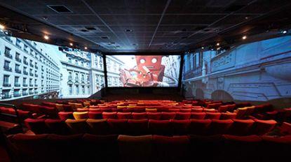 Kinepolis opent ScreenX-filmzalen met 270-gradenbeeld