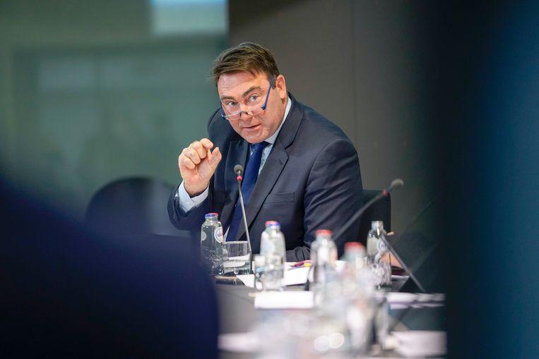Minister van Landbouw Denis Ducarme.