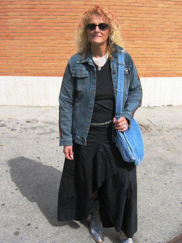 De Italiaanse Franca M. (55) werd vorig jaar betrapt in Zeebrugge.