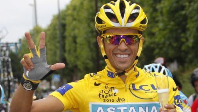 Alberto Contador. ANP Beeld