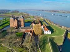 Nieuwe poging om veer te laten varen tussen Zaltbommel en Slot Loevestein