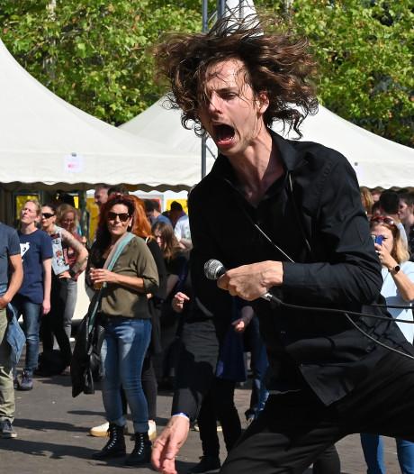Stefan Kollee raast door publiek Op De Tôffel