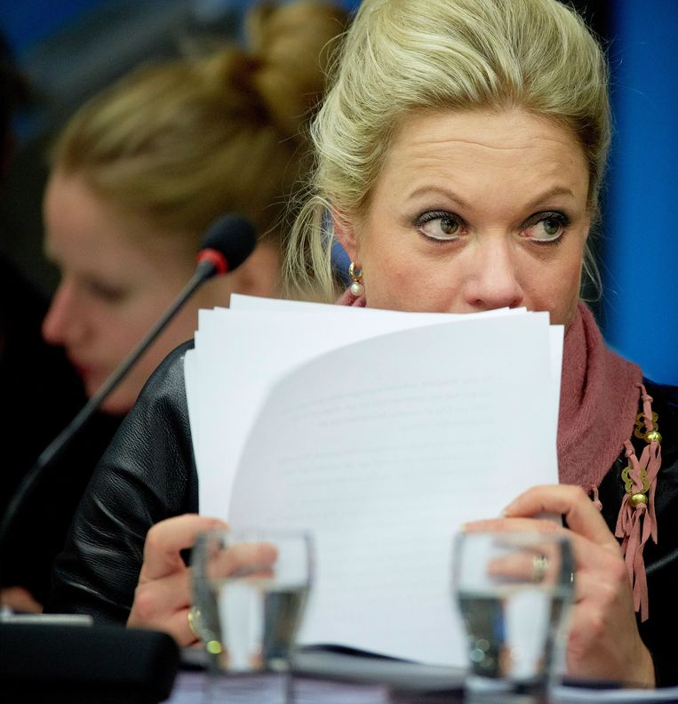 Minister Jeanine Hennis-Plasschaert. Beeld anp