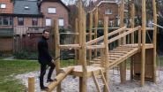 Nieuwe speeltuin Armand Preud'hommeplein ingehuldigd