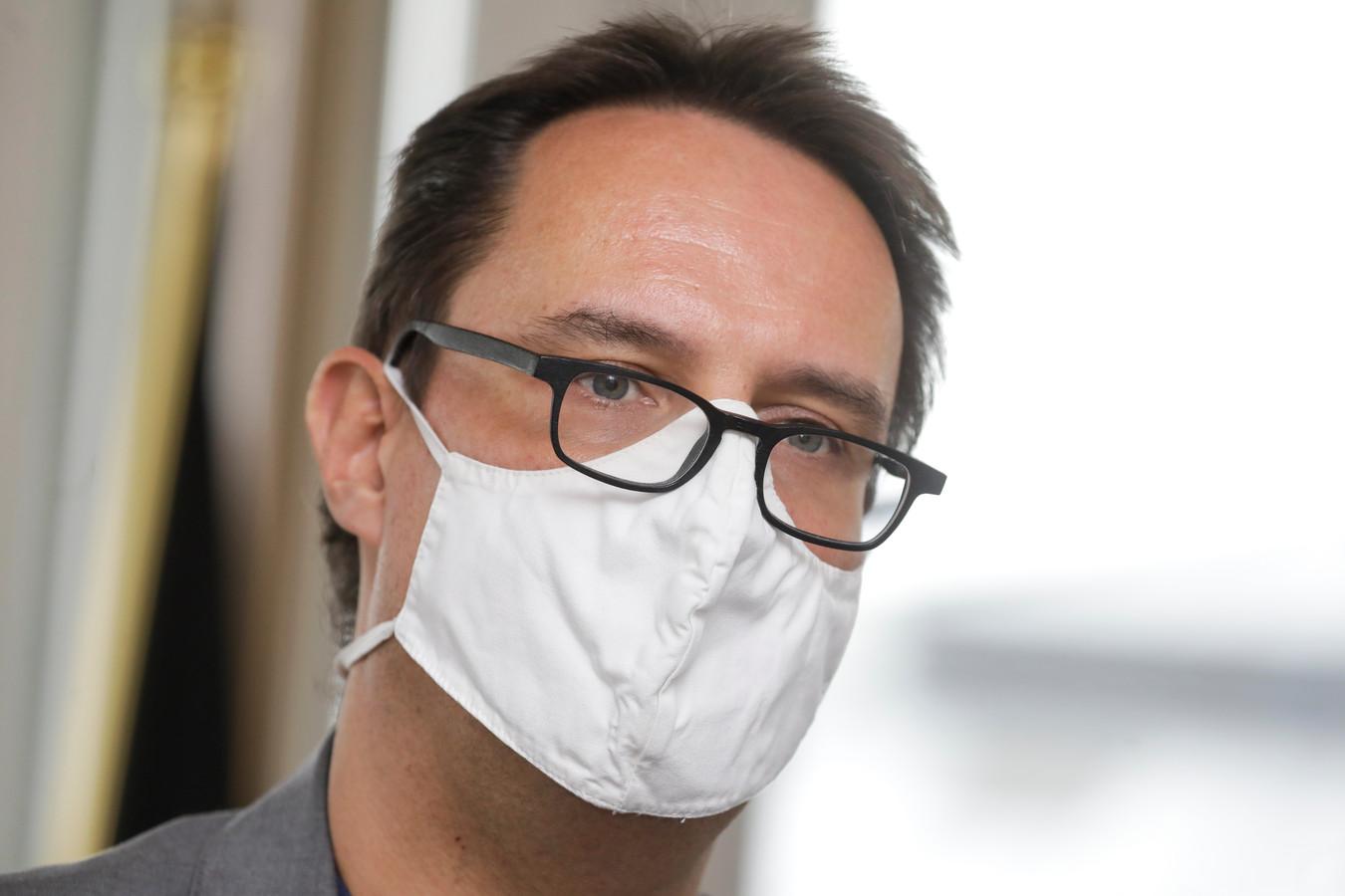 Unizo-CEO Danny Van Assche