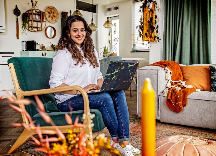 Blogster Souraya Hassan.