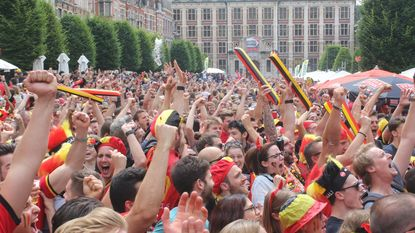 5.000 fans schreeuwen Duivels naar zege