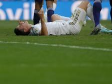 James Rodriguez geblesseerd bij terugkeer in Madrid