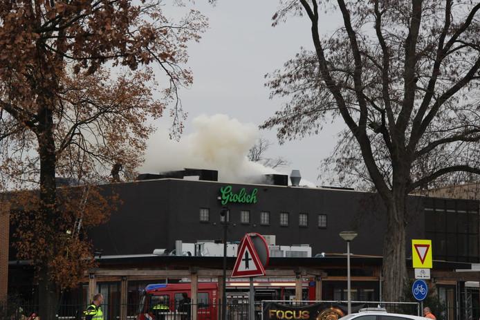 Brand bij Lucky in Rijssen