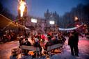 Het Winterparadijs in 2010 op de Parade in Den Bosch