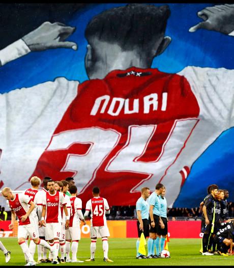 Van der Sar: 'Zonde als er een arbitragezaak over Nouri komt'